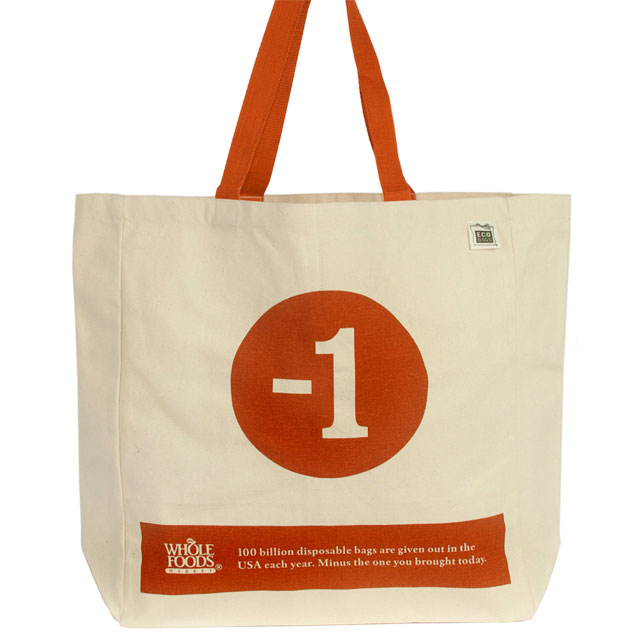 Image of 100% Recycled Cotton Bag