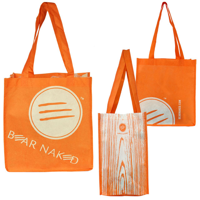 Image of Post Consumer Recycled rPET Bag