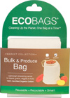 ECOBAGS® Market Collection  Organic Cloth Bulk & Produce Bag