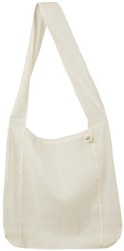 ECOBAGS sami Natural Cotton Reusable Bag