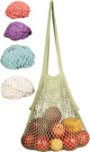 ECOBAGS String Bags Pastel Collection Long Handle