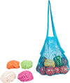ECOBAGS Classic String Bags Tropical Collection Long Handle