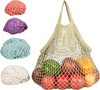 ECOBAGS String Bags Pastel Collection Tote Handle