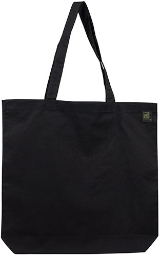 ECOBAGS Recycled Cotton Lightweight Promo/Book Tote