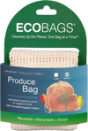 ECOBAGS® Market Collection  Organic Net Drawstring Bag - Medium