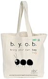 Bugged Out Ant Canvas Tote Bag