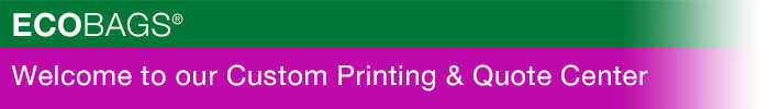 Custom Printing & Quote Center header