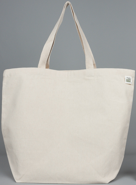 Recycled Cotton Canvas Tote 2