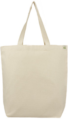 ECOBAGS® Recycled Cotton Promotional Tote Bag