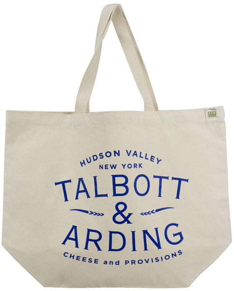 Recycled Cotton Canvas Tote Bag Custom