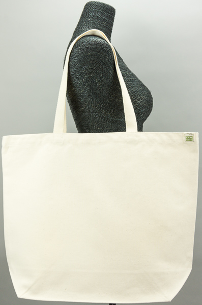 Organic Cotton Canvas Tote 2