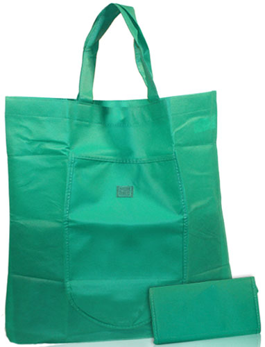 Blank Green Compact Green Bag™