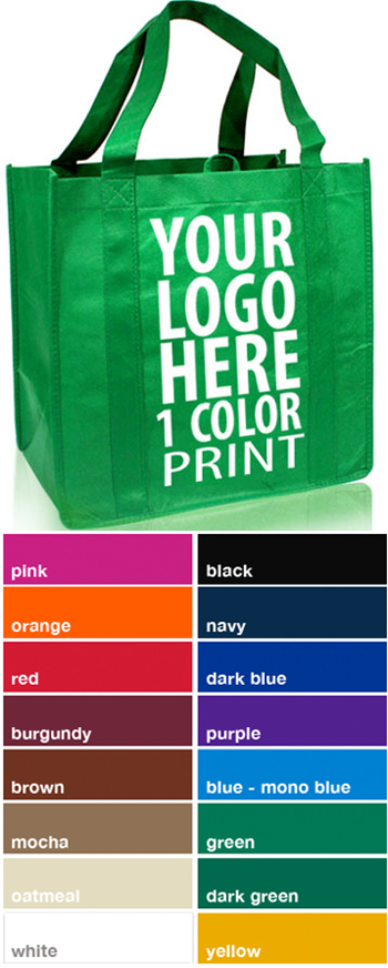 GreenBag Custom Printed Shopping Bag