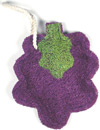 Loofah Art® Grape Cluster