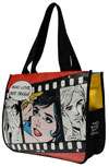 Make Love Not Trash Comic Tote