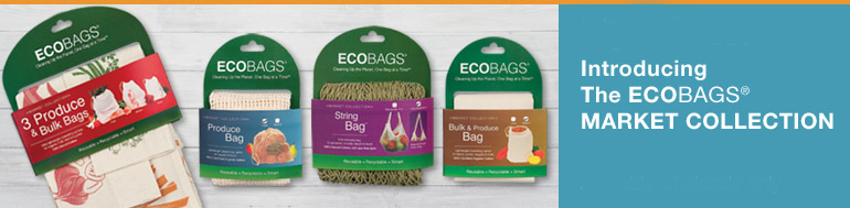 ECOBAGS® Market Collection