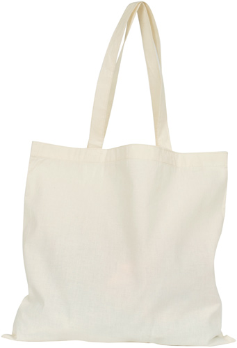 ECOBAGS Organic Cotton Lightweight Promo/Book Tote