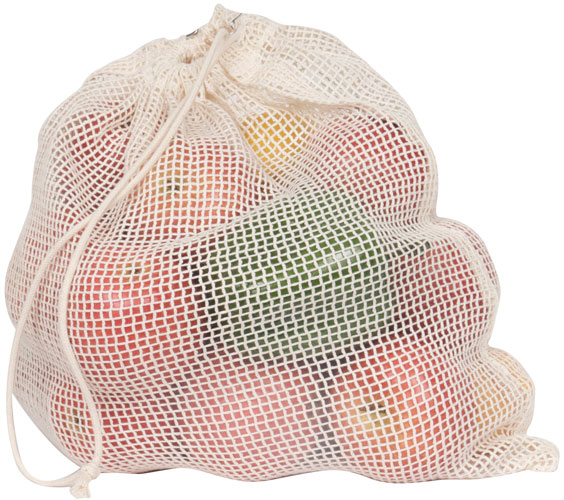 ECOBAGS Organic Net Sack Large