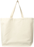 ECOBAGS Organic Cotton Shopping Tote