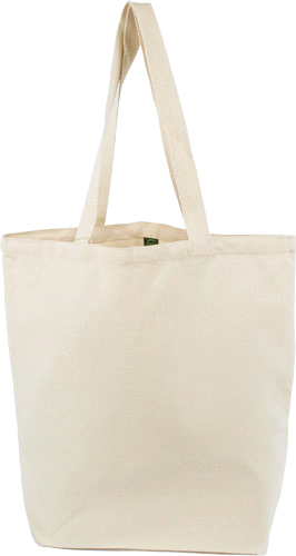 ECOBAGS Organic Cotton Promo/Book Tote