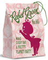 Rebel Green Pretty Planet Lunch Tote
