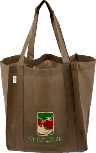 ECOBAGS DESIGNS: Shoo Local Farmer