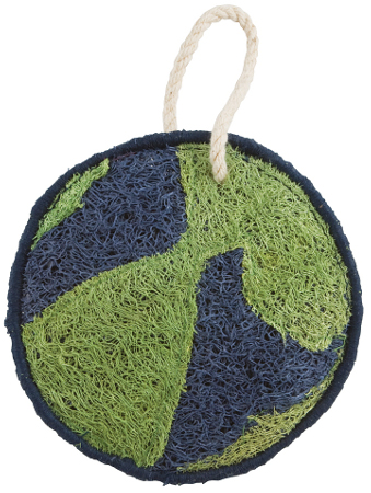 Loofah Art Kitchen Scrubber Earth Ecobags Com