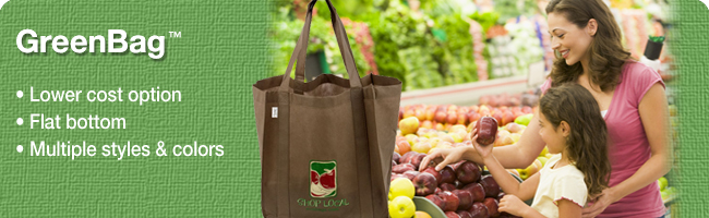 Green Bag™ REusable Shopping Bags