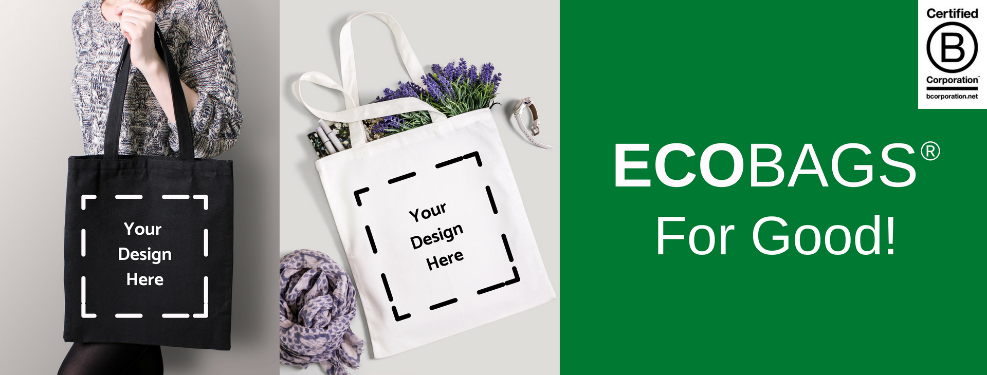 ECOBAGS for GOOD - Fundraising