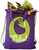 june fifteen Eggplant Bag