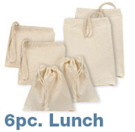 Double Up Lunch Set