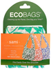 ECOBAGS sami Floral Boho Sling Tote Packaged