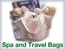 Spa and Travel Bags